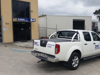 CNC CNC Manufacturing New Location