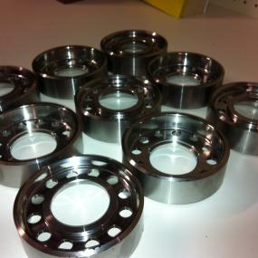 CNC Lathe Components