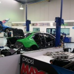 Ford Performance Racing Visit2