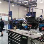 Ford Performance Racing Visit8