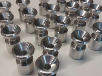 CNC Lathe Component