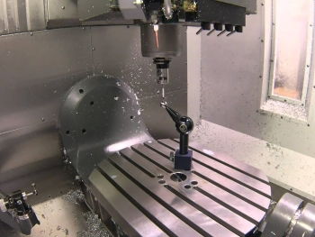 New 5Axis Machining Center